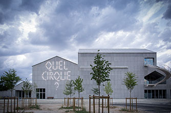 Cnac centre national des arts du cirque acc s for Centre commercial chalons en champagne