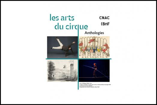 Anthologies les arts du cirque