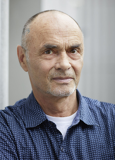 Gérard Fasoli, director of the Cnac